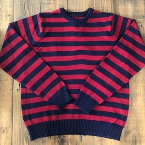 Bluenotes Knit Crew Neck Sweater